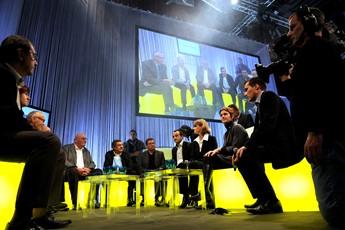 scenographie, événement, entreprise, scénomob, mobilier lumineux, mise en scène, Vendée, La Roche sur Yon, Angers, Niort, Nantes